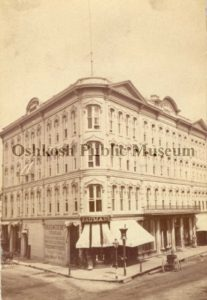 Beckwith House Hotel---old