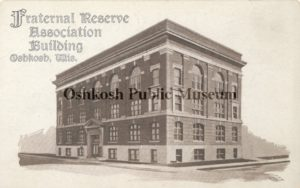 Fraternal Reserve Association Building--old