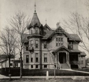John R. Morgan Residence--old