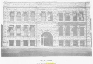 Moses & Hooper Building--old