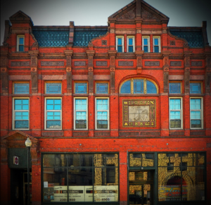 Odd Fellows Hall---old