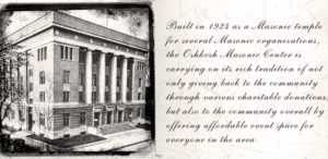 Oshkosh Masonic Temple--old