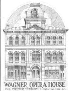 Wagner Opera House 1874