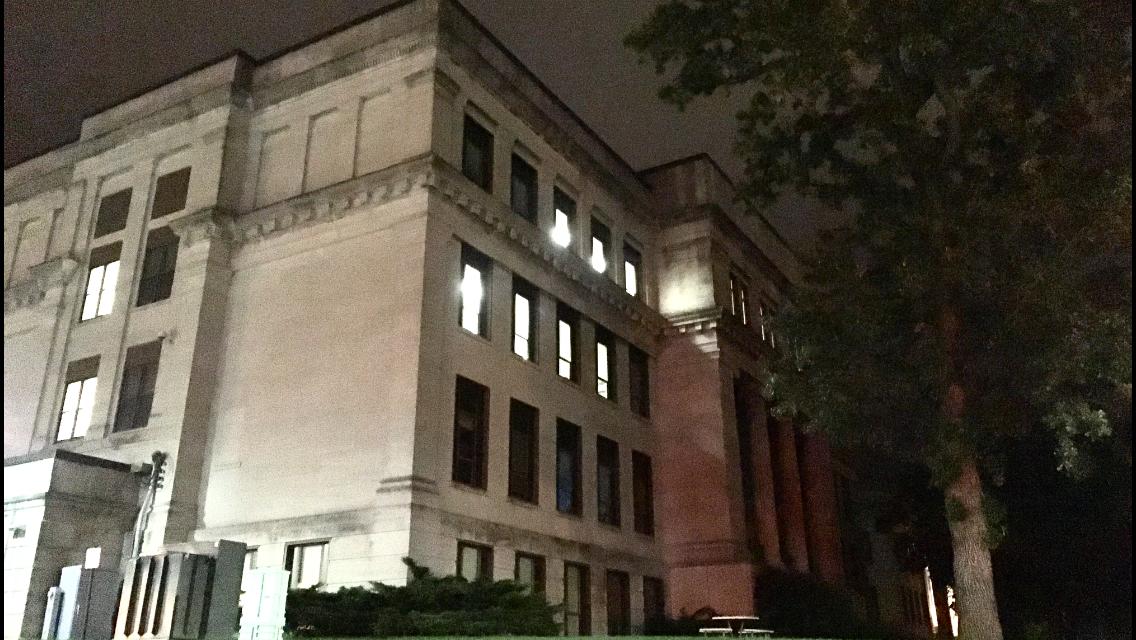 Oshkosh City Hall Building